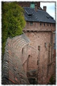 Hoch Königsburg Elsass