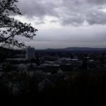 Stümisches und regnerisches Wetter