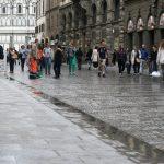 Strasse Florenz