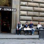 Strassencafe Florenz